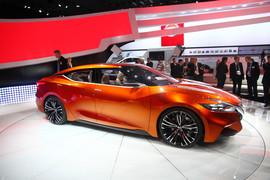 日产Sport Sedan 概念车