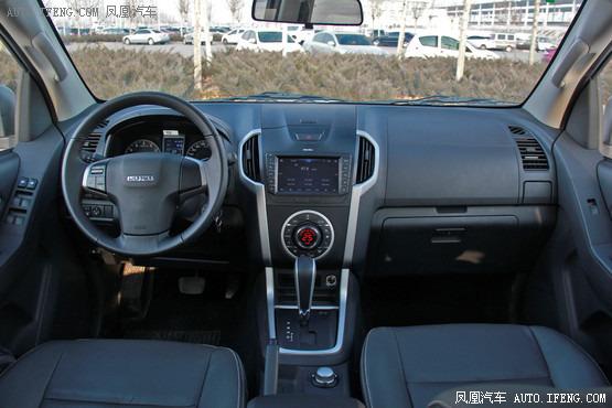 2015款 五十铃D-MAX 2.5T 自动四驱超豪华型