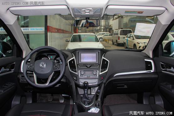 2016款 东风风神AX7 1.4T 手动智悦型