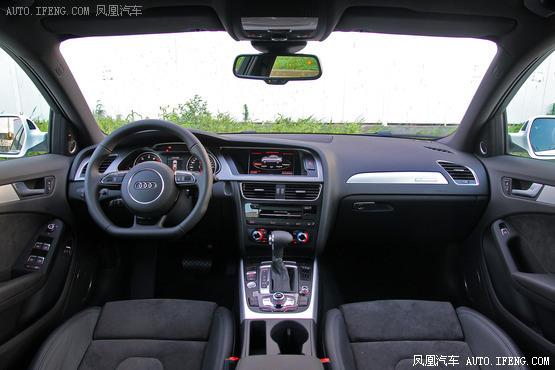 2013款 奥迪A4L 40 TFSI quattro 运动型