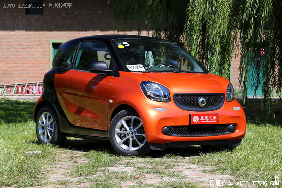 Smart for two购车优惠0.5万