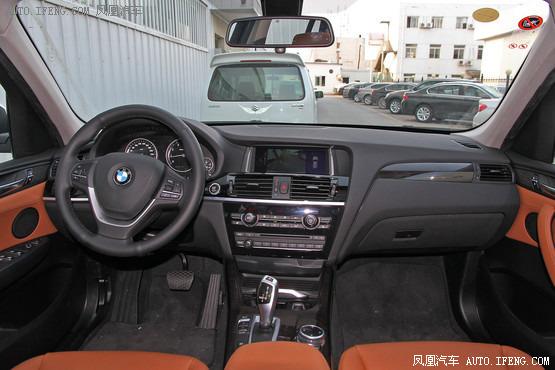 2014款 宝马X3 xDrive28i X设计套装