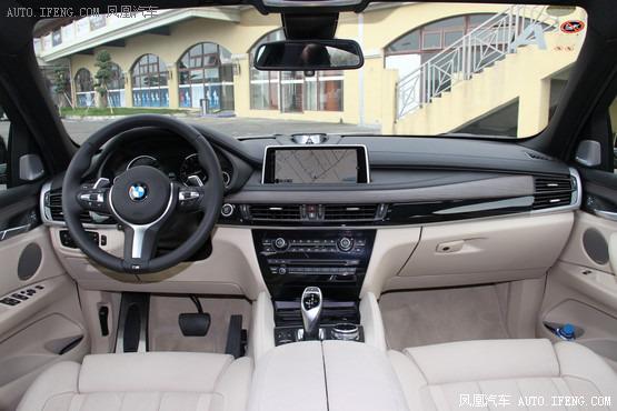 2015款 宝马X6 xDrive50i M运动型