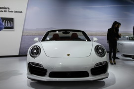 保时捷911 Turbo敞篷