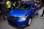 日产Versa Sedan