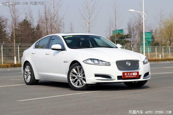 捷豹XF最高现金优惠4万元左右 现车供应