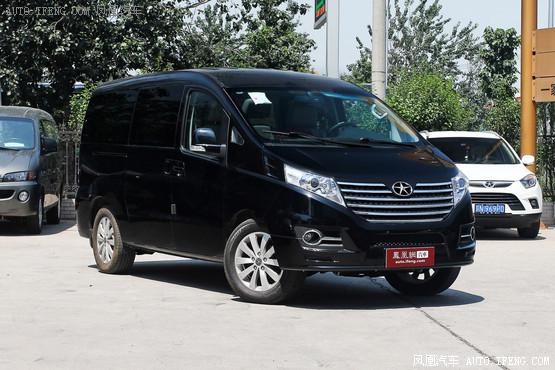 瑞风M5购车送0.3万礼包 售价13.95万起