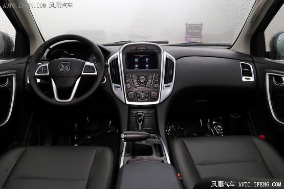 2013款 江铃驭胜S350 2.4T 四驱5座超豪华型