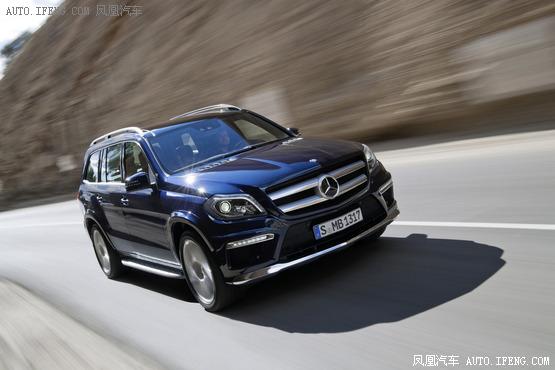 奔驰GL500售159.8万