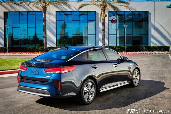 2017款 起亚K5 Hybrid(美版)-国力弘达起亚K5可降3万元 现车