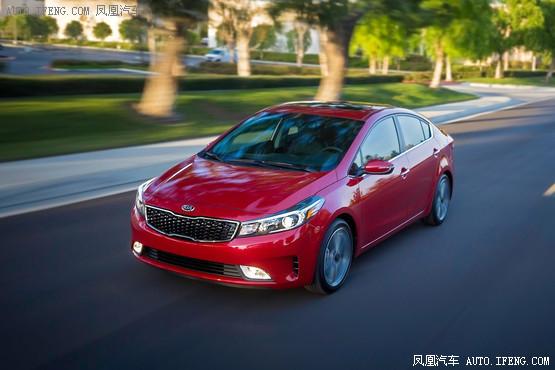 2017款 起亚K3(美版)-起亚K3 少量现车 限时促销2.6万元