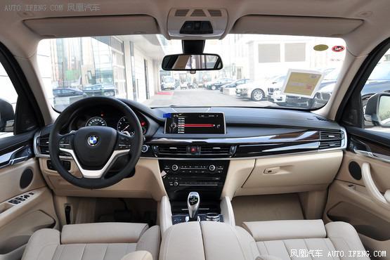 2015款 宝马X6 xDrive35i 豪华型