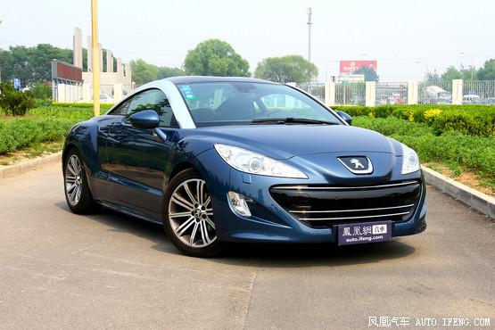 标致RCZ优惠高达2.5万元 河南神源现车