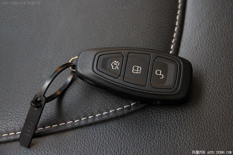 福特翼虎钥匙发电机电路图
