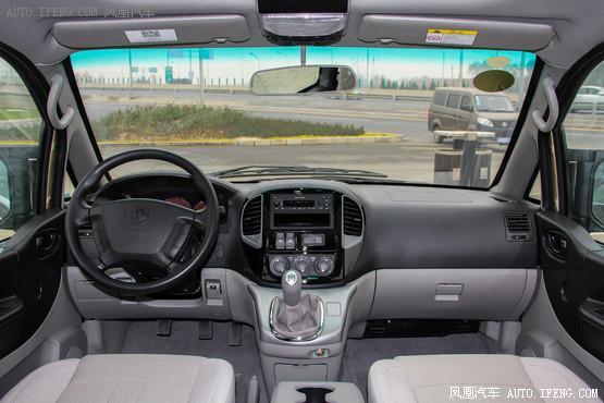 2017款 东风风行菱智 M3L 2.0L 手动标准型 7座