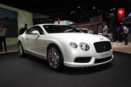 宾利欧陆GT V8 S