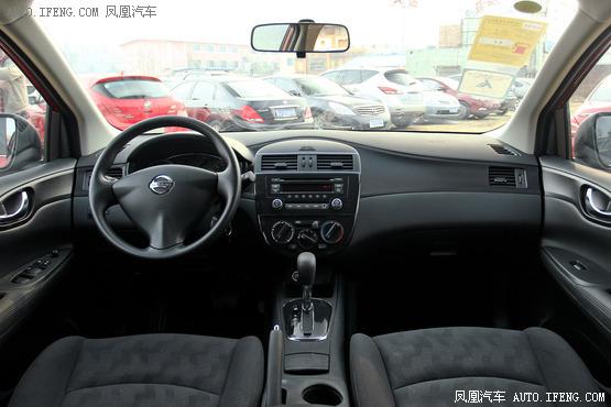 2011款 日产 骐达 1.6L CVT舒适型