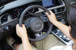 2012款 奥迪A5 Cabriolet 2.0TFSI