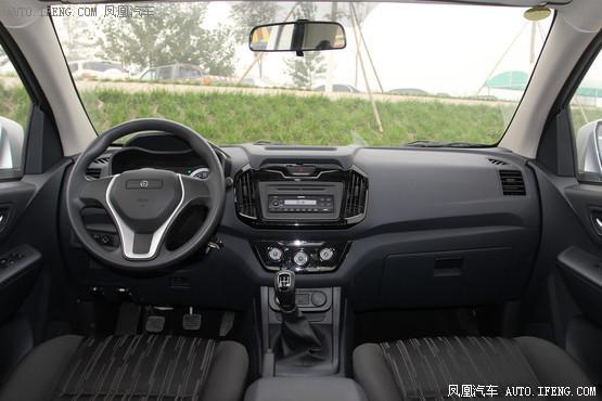 2016款 五十铃瑞迈 2.8T两驱豪华款JE493ZLQ4CA