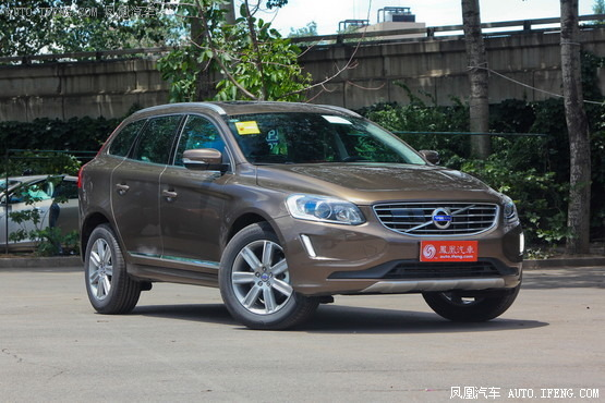 贵州天鼎沃尔沃XC60最高优惠6.5万元