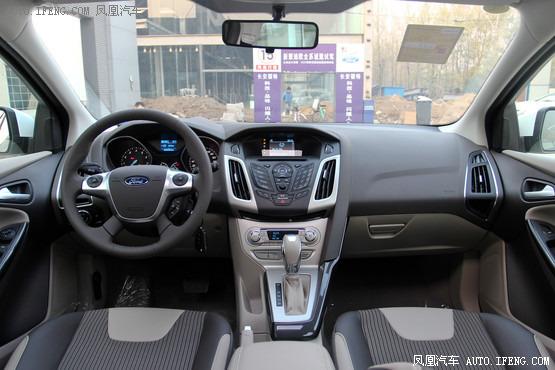 2012款 福特福克斯 两厢 1.6L 自动风尚型