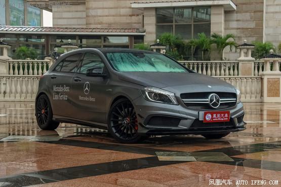 奔驰A级 AMG现车充足 售价49.8万元起