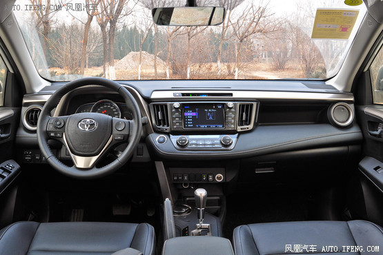 2015款 丰田RAV4 2.0L CVT四驱新锐版