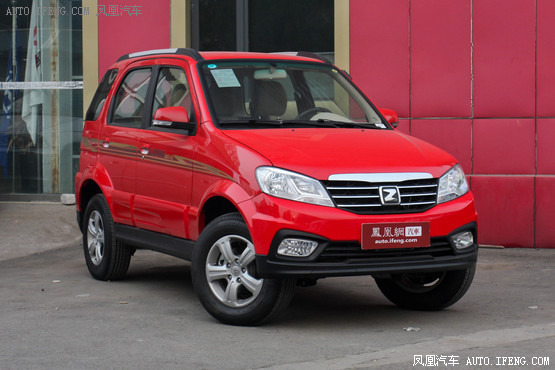 贵州星博众泰T200最高优惠0.5万元