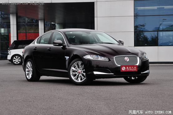 购捷豹XF现金优惠15万 现车在售