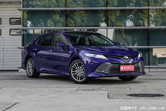 2018款 丰田凯美瑞 双擎 2.5L 自动旗舰版