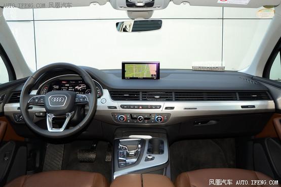 2016款 奥迪Q7 40 TFSI quattro S Line 运动型