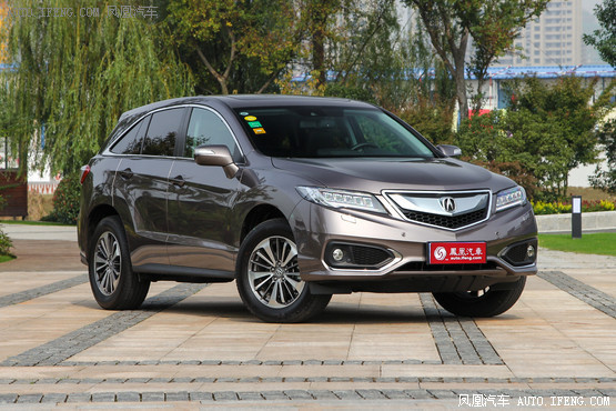 武汉讴歌RDX优惠1.8万元 欢迎试乘试驾