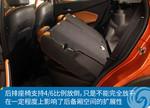 2016款 奇瑞瑞虎3X 1.5L 手动顶配版