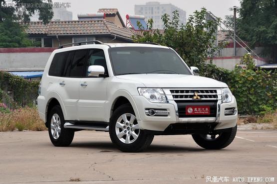 进口帕杰罗最高优惠7万 店内有现车销售