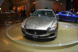 玛莎拉蒂总裁 Zegna限定版 概念车