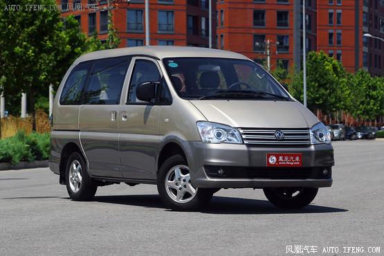 2015款 东风风行菱智 M3 1.6L 7座舒适型
