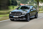 2017款 梅赛德斯-AMG GLC 43 4MATIC Coupe