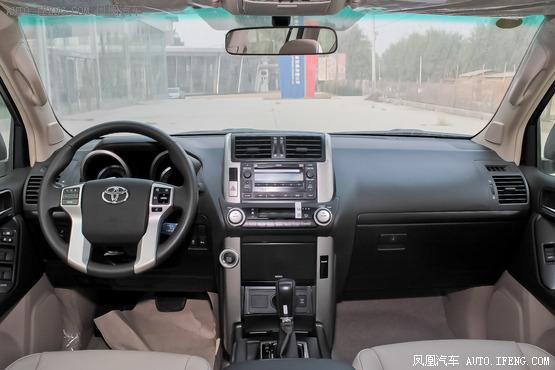 2010款 丰田普拉多 4.0L TX-L