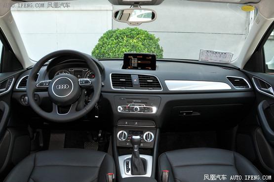 2014款 奥迪Q3 30 TFSI 舒适型