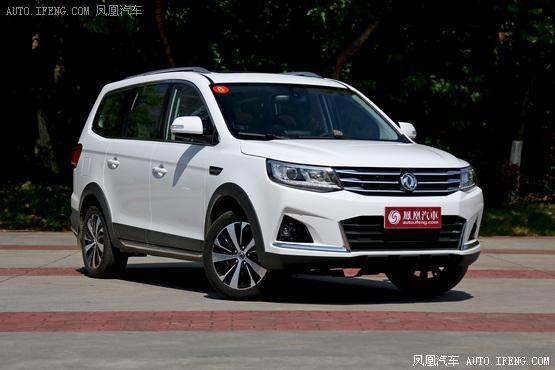 2017款 东风风行景逸X6 1.5T CVT尊享型