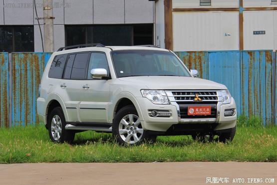 东莞进口三菱帕杰罗全系降3.5万元 现车