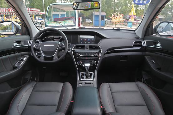 猎豹CS10优惠5000元配置丰富空间舒适