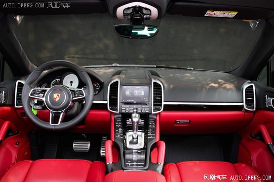 2015款 保时捷Cayenne S E-Hybrid