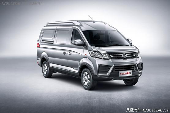 2016款 北汽幻速H6