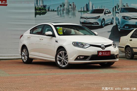 MG6最高优惠7千 店内现车销售