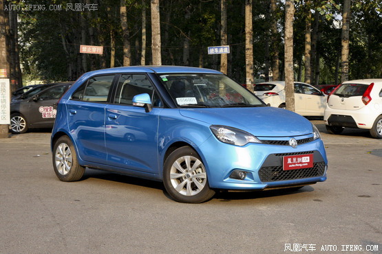 MG3最高优惠1万元 店内有现车在售
