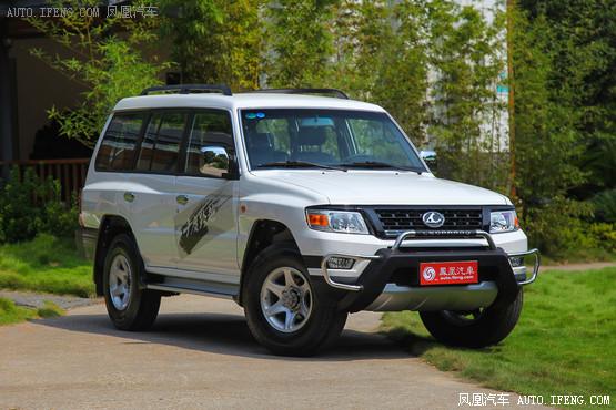 猎豹Q6平价销售中 目前售价11.99万元起