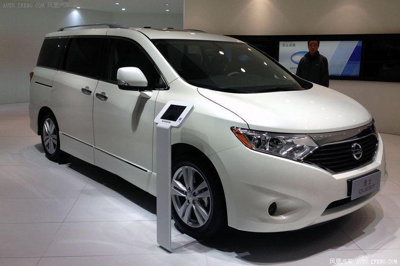 日产贵士 2013车展 汽车图库高清图片