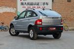 2011款 双龙爱腾 2.0T柴油 两驱精英导航版
