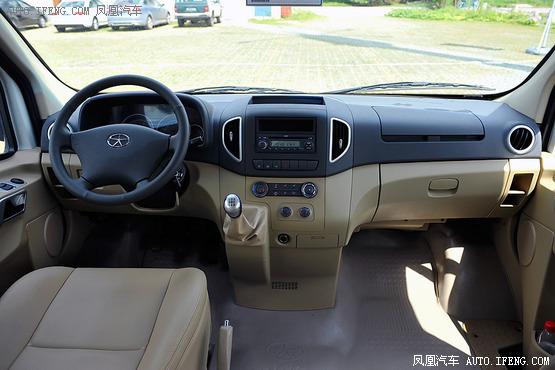 2013款 江淮星锐5系 2.8L 舒适版